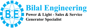 Bilal Engineering Logo